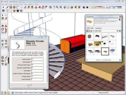 La Verdadera Magnitud: Dibujo En 3D Fácil. Sketchup Pro 7