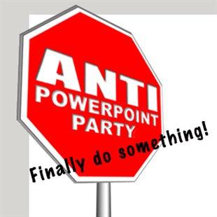 anti-powerpoint