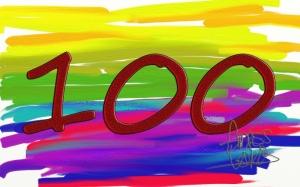 100 rojo firma pk