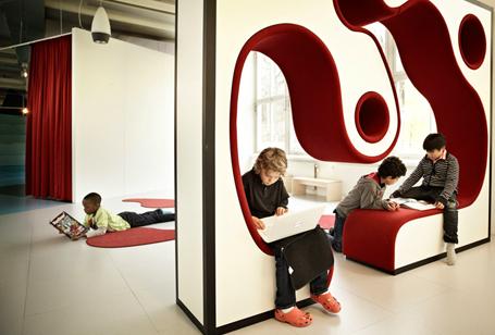 Vittra School Telefonplan en Suecia.png