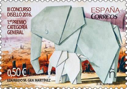 Eduardo M. Gea gana el III Concurso Nacional de Diseño de Sellos ...