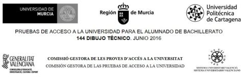 Acceso Universidad Dibujo Técnico