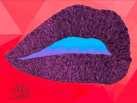 Geometric Kiss